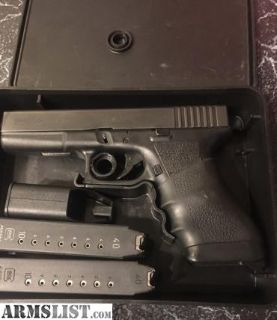 For Sale: Gen 2, Glock .40 caliber