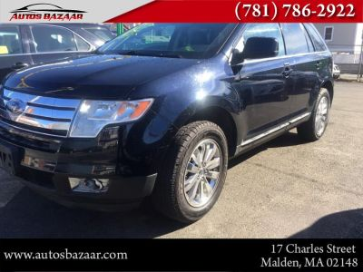 2010 Ford Edge Limited (Dark Ink Blue Metallic)