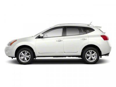 2012 Nissan Rogue SL (Pearl White)
