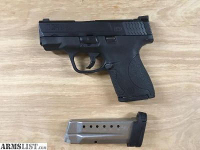 For Sale: S&W Shield 9mm w/night sights
