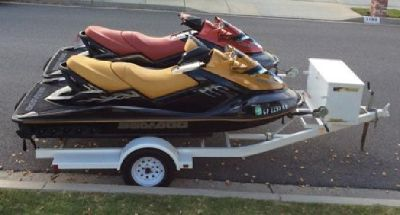 [2006 Seadoo's RXT Supercharged,]