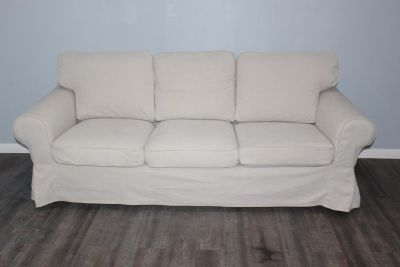 Ikea EKTORP Sofa With removable cover
