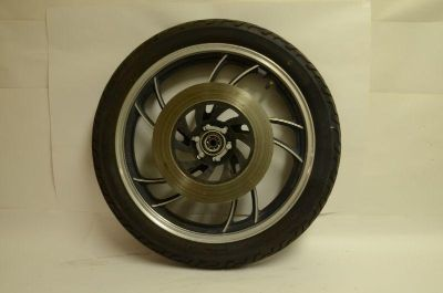 Find YAMAHA XV750 xv 750 VIRAGO FRONT WHEEL ROTOR TIRE motorcycle in Fort Worth, Texas, US, for US $79.99