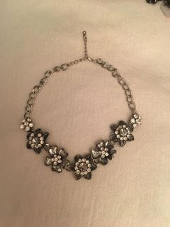 Jeweled 18 Necklace NEW,NEVER WORN