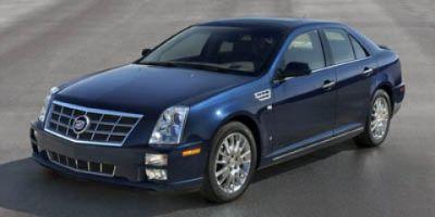 2008 Cadillac STS V6 (Thunder Gray ChromaFlair)