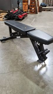 (2) Dynamic Fitness Adjustable Weight Benches RTR#8021338-02-06