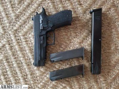 For Sale/Trade: Sig 226 elite 9mm FS/FT