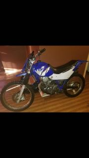 2002 Yamaha TT-R 225 for sale great condition obo needs only battery