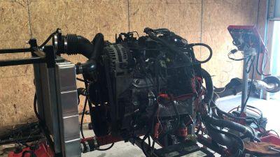 LQ4 ENGINE (LONGBLOCK). REBUILT.
