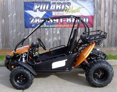2017 Hammerhead Off-Road GTS 150 Competition/Off Road Go-Karts Katy, TX