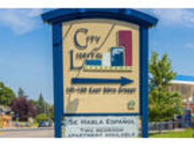 City Limits Apartments - Two BR/ One BA A
