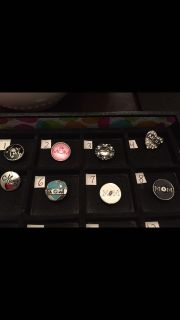 NEW, MOM Snaps, For Interchangeable Jewelry, Fits Gingersnap Brands