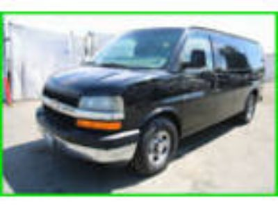2008 Chevrolet Express Work Van 2008 Chevrolet Express Van Automatic 8 Cylinder