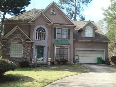 4 Bed 3.5 Bath Preforeclosure Property in Stone Mountain, GA 30087 - Harbor Gln