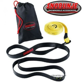 Buy Arctic Cat Snowmobile Snobunje Slicktape 20 TowLine Unstuck Tow Rope - 5639-643 motorcycle in Sauk Centre, Minnesota, United States, for US $27.99