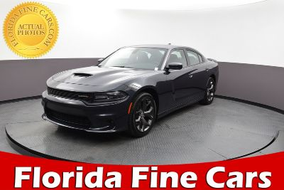 2019 Dodge Charger SXT (gray)