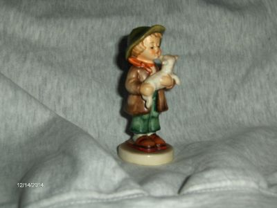 Vintage Very Rare Hummel Figurine The Lost Sheep