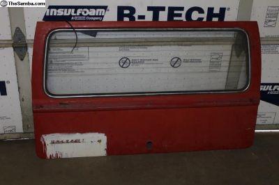 68-71 Bay Bus Rear Hatch