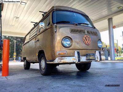 1969 Westfalia Camper. 2nd Owner, OG bill of sale