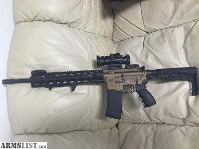 For Sale: AR-15 w/ Vortex Spitfire 3x