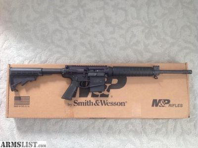 For Sale: Smith & Wesson M&P10 .308