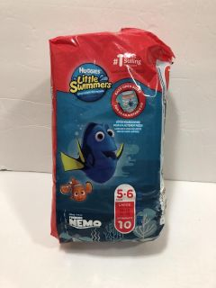 Huggies little swimmers swim diapers - Large