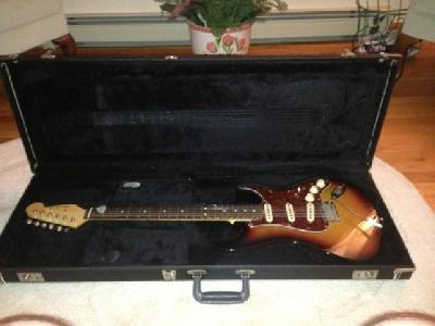 $2,500 OBO Don Grosh Retro Classic Guitar in Mint Condition