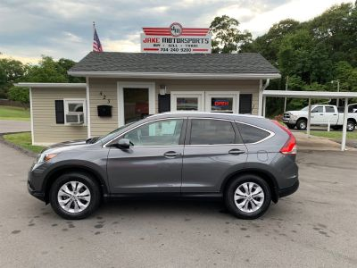 2014 Honda CR-V EX-L (Grey)