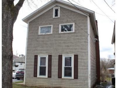 3 Bed 1 Bath Foreclosure Property in Philipsburg, PA 16866 - N 7th St
