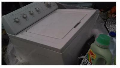 $80, 80$$$ for whirlpool washer