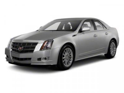 2012 Cadillac CTS 3.0L Luxury (Black Raven)