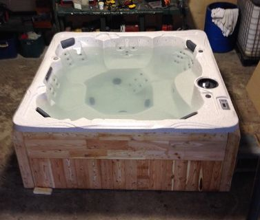 Swim Spas custom made in PA, USA Buy Factory direct and Save