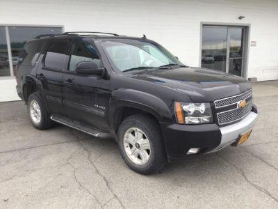 2014 Chevrolet Tahoe LT (black)
