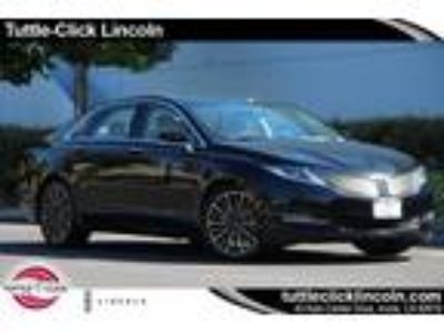 Used 2016 Lincoln MKZ BLACK, 40.3K miles