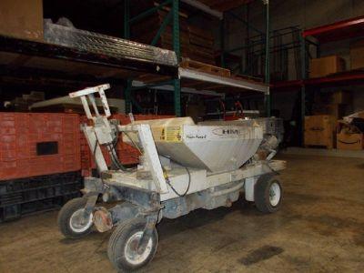 2014 HMI Mudjacking Power Pump-2 RTR# 9042006-01