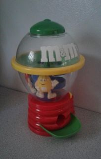 """Collectible """"m&m"""" Candy Dispenser"""