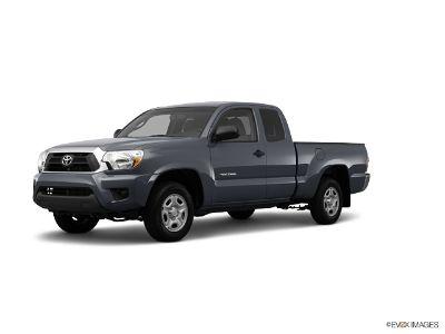 2012 Toyota Tacoma Base (gray)