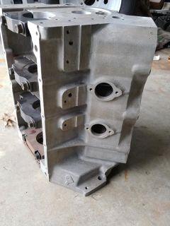 """""""Rare"""" Buick stage 2 Aluminum engine block"""