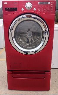 LG Trom Frontload Washer Machine