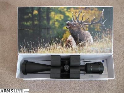 For Sale: Zeiss HD5 Conquest 3-15x42mm #81 RZ-600 !!!