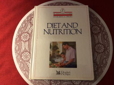 Reader s Digest/AMA - Home Medical Library: Diet and Nutrition. Hard Cover