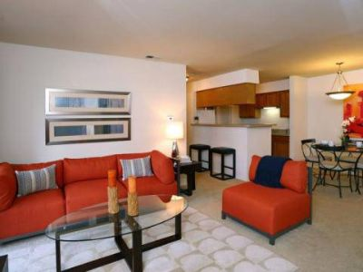 2 Beds - The Green at Chevy Chase