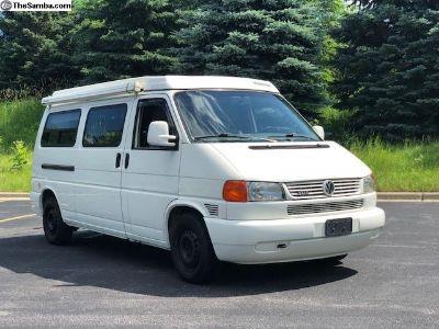 1999 Eurovan Winnebago Camper
