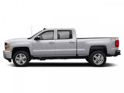 2019 Chevrolet Silverado 3500HD LTZ (Silver Ice Metallic)