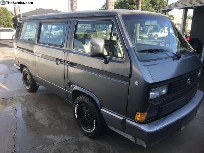 1987 VW Vanagon Westfalia Weekender