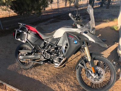 2016 BMW F 800 GS ADVENTURE