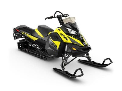 "2017 Ski-Doo Summit SP 154 600 H.O. E-TEC, PowderMax 2.5"" Mountain Snowmobiles Island Park, ID"