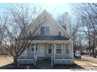 3 Bed 2 Bath Foreclosure Property in Springfield, IL 62702 - W Jefferson St