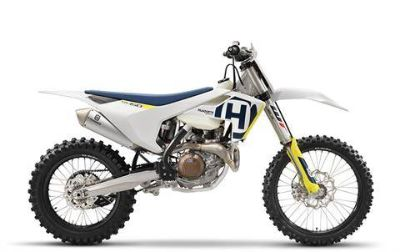2018 Husqvarna FX 450 Competition/Off Road Motorcycles Ontario, CA
