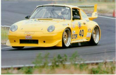Porsche 993 Body GT-1